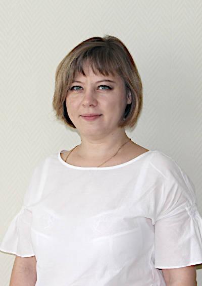 Виктория Селиверстова