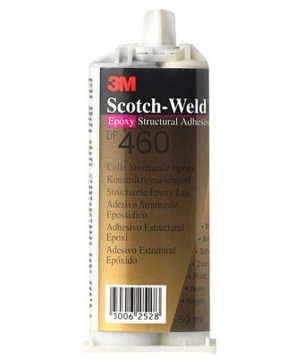 клей двухкомпонентный 3M Scotch-Weld™ DP460