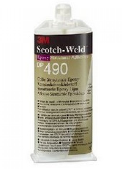 клей двухкомпонентный 3M Scotch-Weld™ DP490