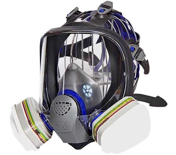 полная маска 3M FF-400