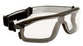 открытые защитные очки 3M Maxim Hybrid