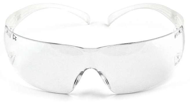 открытые защитные очки 3M SecureFit SF200